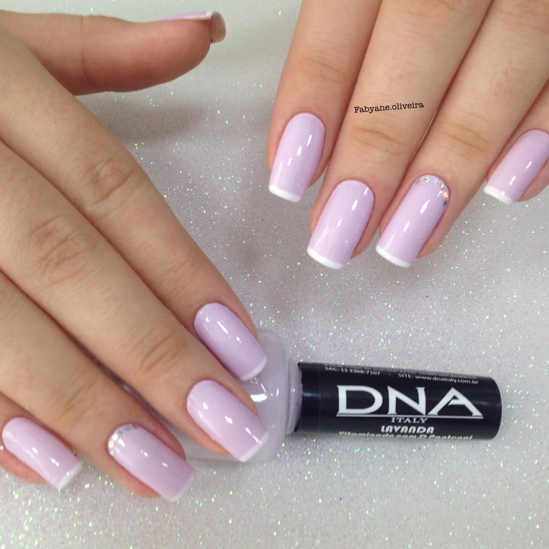 Pin em Diseño de uñas