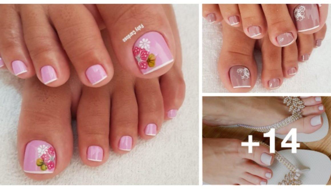 14 melhores cores para unhas dos pés (com nomes de esmaltes)