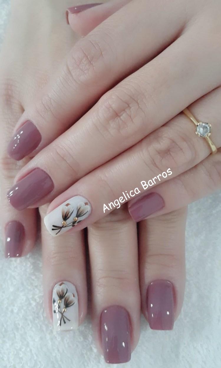 Modelos de decoração de unhas para se inspirar514