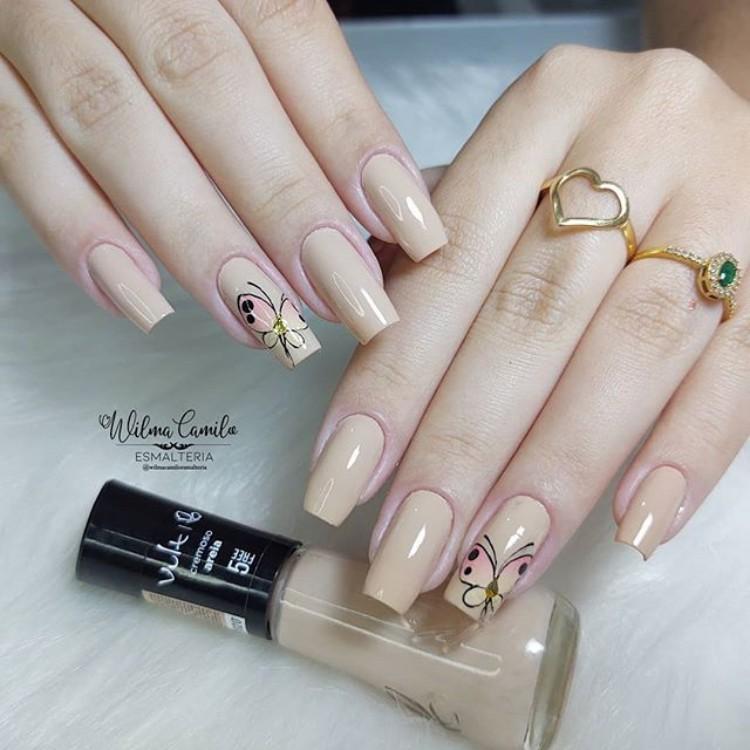 criativas de decorações lindas para unhas